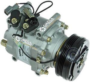 New AC A/C Compressor Fits: 1997 1998 1999 2000 2001 Honda CR-V  CRV L4 2.0L