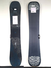 NEW IN CELLOPHANE - 2017 BURTON PROCESS OFF-AXIS Snowboard 155 cm 155cm Off Axis