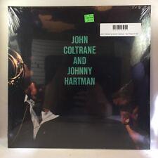 John Coltrane & Johnny Hartman - Self Titled LP NEW