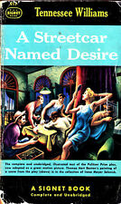 Tennessee Williams - A Streetcar Named Desire   Vivien Leigh Marlon Brando 1952