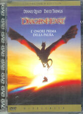 Dragonheart (1996) DVD Collector's Edition - Jewel Box