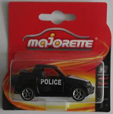 MAJORETTE – toyota rav 4 noir police Nouveau/OVP