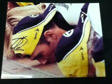 Sale Nascar Jimmie Johnson ORIGINAL Autographed Signed 8x10 picture