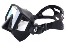 3-Windows Frameless Scuba Diving / Snorkelling Mask WIL-DM-35WB