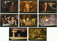 "Star Wars Galactic Files ~ ""I HAVE A BAD FEELING ABOUT THIS"" 8 Card Insert Set"