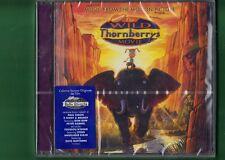 THE WILD THORNBERRYS OST COLONNA SON LA FAMIGLIA DELLA GIUNGLA CD NUOVO SIGILLAT