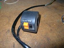 Suzuki R.H. kill switch / throttle housing