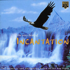 The Very Best of Incantation [Music Club] by Incantation (CD, Mar-1998, Mci)