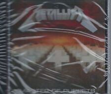 METALLICA-MASTER OF PUPPETS-1986-USA-BLACKENED RECORDS BLCKND005-2-CD-NEW-SEALED