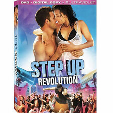 STEP UP REVOLUTION New Sealed DVD + Digital Copy + UltraViolet Digital Copy