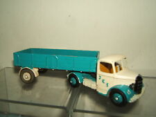 """DINKY TOY MODELMODEL No.409 BEDFORD  ARTICULATED  """"FOR RESTORATION"""""""