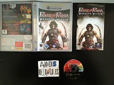 Prince of Persia L'Ame du Guerrier Warrior Within Nintendo GameCube GC PAL FR