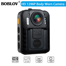 1296P Security & Police Camera Action Camera Video Camcorder 8 Infrared LEDs BYR