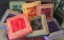 Square Decorative Floor Cushions