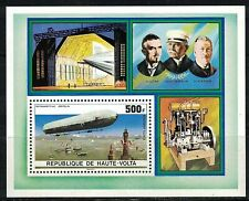 HAUTE-VOLTA:1976 SC#C237 MNH Airships Zeppelin