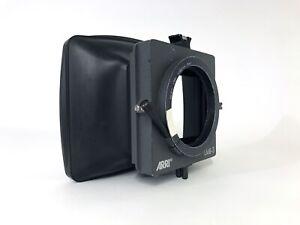 Arri LMB-3 Mattebox with 2 4x4 filter frames and 80mm ring Alexa Arriflex Red