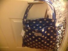 CATH KIDSTON Smudge Spot Marine Shoulder Tote BAG/HOLIDAY/BIRTHDAY/Easter Gift