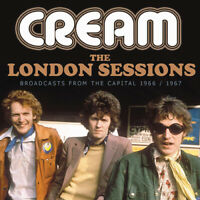 Cream : The London Sessions: Broadcasts from the Capital 1966/1967 CD (2019)
