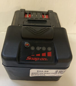 Snap On CTB8187 Lightly Used 18v 5.0AH 90Wh Battery Fast Free Shipping