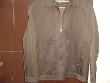 Aqounsenton (China) Golf Jacket Brown with Washington Lining 54