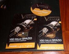 DVD 10 VOYAGER AI CONFINI DELLA CONOSCENZA Voci dallo spazio i fratelli Jiudica