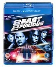 2 FAST, 2 FURIOUS - (BD/UV) NEW DVD