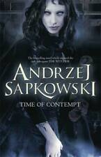 Time of Contempt (Witcher 2), Sapkowski, Andrzej, Used Excellent Book
