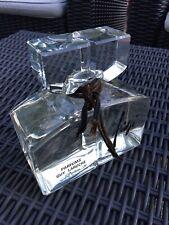 Factice Parfum Bouteille Géant Collection Rare Baccarat