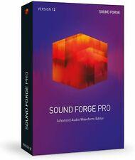 Magix Logiciel Sound Forge Pro 12 - Box en