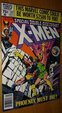 X-MEN #137 JOHN BYRNE  DEATH OF PHOENIX DOUBLE SIZE NM 9.2/9.4