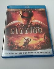 The Chronicles Of Riddick Unrated Directors Cut 2009 Vin Diesel New Mt2