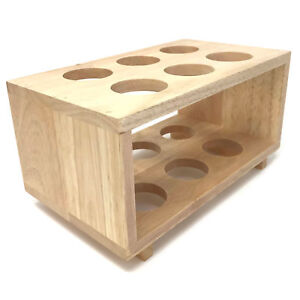 Wooden Egg Rack Tray Holder Sycamore Egg Crate Scandinavian