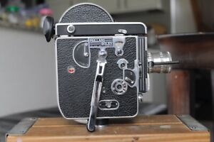 Bolex H16 Ref 1 Camera body with a 25mm Lens