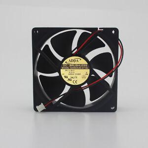 ADDA 9225 Cooling Fan DC 24V 0.21A AD0924UB-A71GL 2-Pin