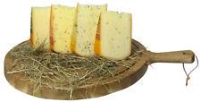 Das 4-Sorten-Probier-Paket: Natur, Bärlauch, Chili und Bockshornklee
