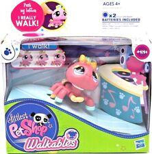 New Hasbro Littlest Pet Shop | Spider #2124 | Walkables | Pink & Blue |Rare LPS
