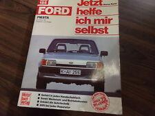 Ford Fiesta bis März 89 Reparaturbuch Jetzt helfe ich mir selbst