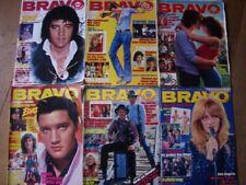6x BRAVO 1978 TEENS LEIF BONNIE KRAFTWERK SUZUKI GS KAMPFST GALACTICA LEX BARKER