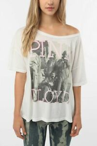 Pink Floyd Aviators Boxy t-shirt by Chaser Brand 70's Psychedelic Rock Band Tee
