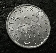 200 Mark Weimarer Republik 1923 G - bitte wählen - (t22n794)