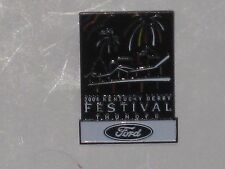 2004 Kentucky Derby Festival Thunder (Ford) Metal Pin