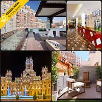 4 Tage 2P Spanien Madrid 4 Sterne Hotel Reisegutschein Wochenende Kurzreise WOW
