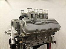 427 SOHC FORD ENGINE 504CI ALUMINUM BLOCK WEBER INTAKE Payment Plans Trades