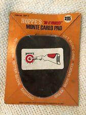 Vintage Hoppe's Do It Yourself Monte Carlo Rifle Pad