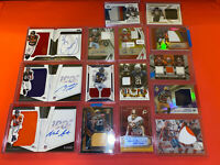 "NFL Football Card Hotpack ""The Hit Pack"" 6 Guarantee Hits Plus Chasers!!"