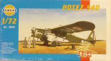 Smer 1/72 Potez 540 French Bomber Model Kit # 846