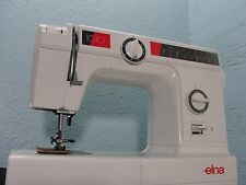 HEAVY DUTY ELNA 1010 FREE ARM SEWING MACHINE-ALL STEEL
