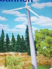 Faller H0 Windkraftanlage mit Rotor und Betonmast Bausatz NEU