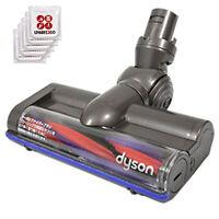 DYSON V6 Animal Fluffy Motorhead Cordless Floor Brush Head Sweeper Tool + Fresh