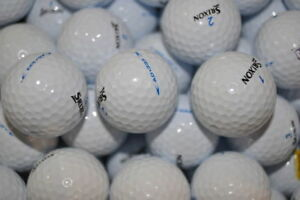 50 Srixon Golf Balls AAAA/Near Mint Grade Golf Balls *Free Tees!*